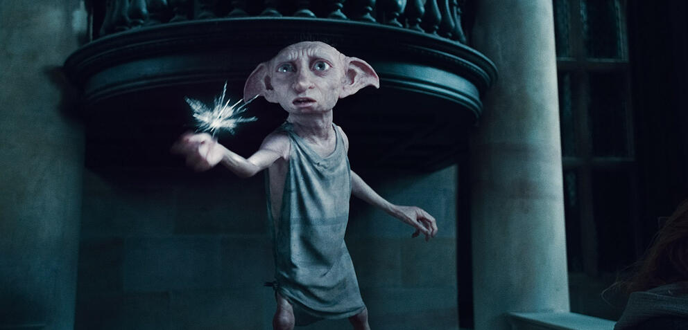 So versuchen Harry Potter-Fans, Hauself Dobby zu befreien