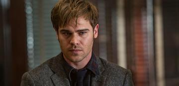 Grey Damon  in Aquarius