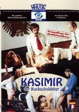 Kasimir der Kuckuckskleber - Poster
