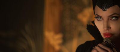 Angelina Jolie aus Maleficent