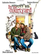 In the Courtyard - Poster