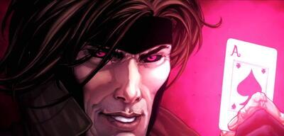 Gambit in der Comic-Version