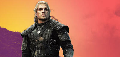 Henry Cavill als Geralt in The Witcher