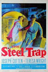 Die Stahlfalle - Poster