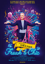 Jean Paul Gaultier: Freak & Chic - Poster