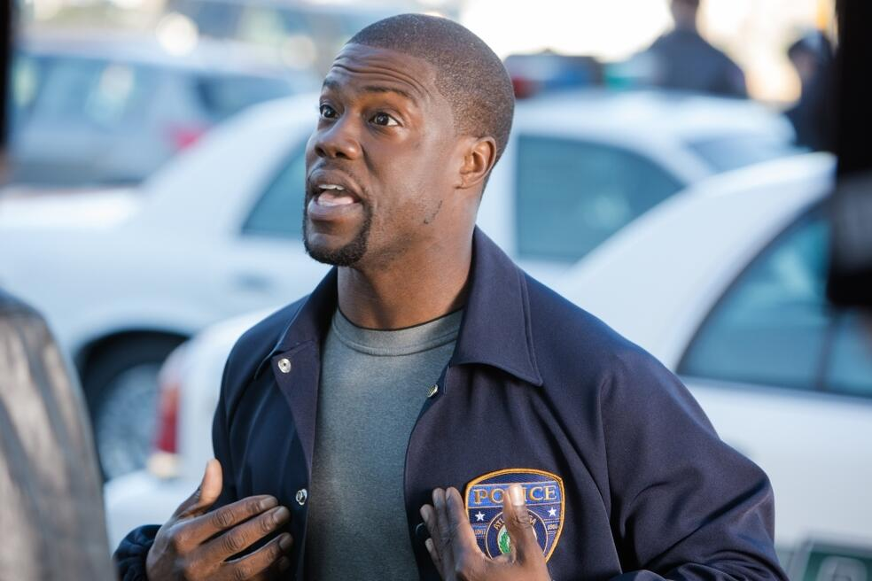 Ride Along mit Kevin Hart