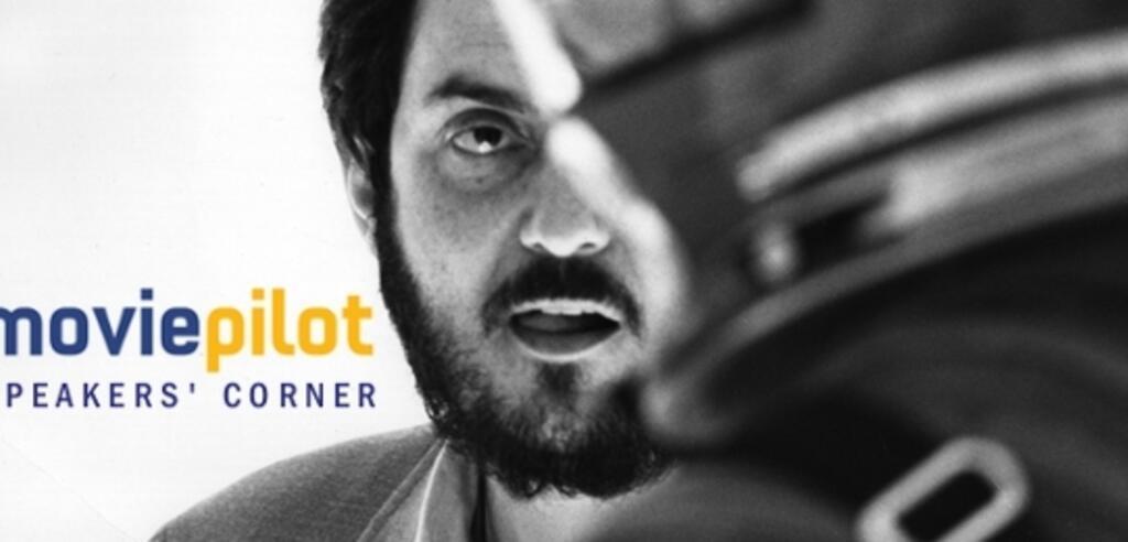 Stanley Kubrick am Set