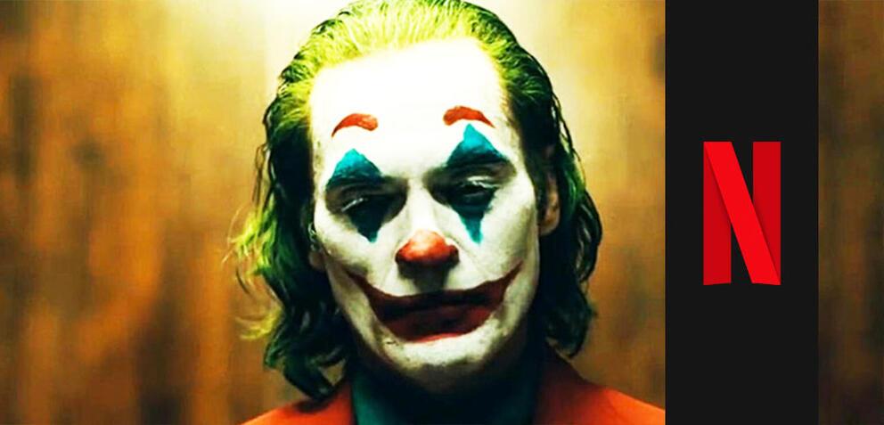 Joker bei Netflix