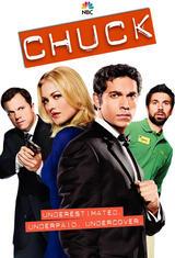 Chuck - Staffel 4 - Poster