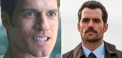 Henry Cavill in Mission: Impossible 6