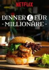 Dinner für Millionäre - Poster