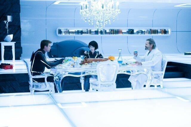 Tron Legacy mit Jeff Bridges, Olivia Wilde und Garrett Hedlund