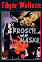 Der Frosch mit der Maske Poster