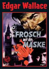 Der Frosch mit der Maske - Poster