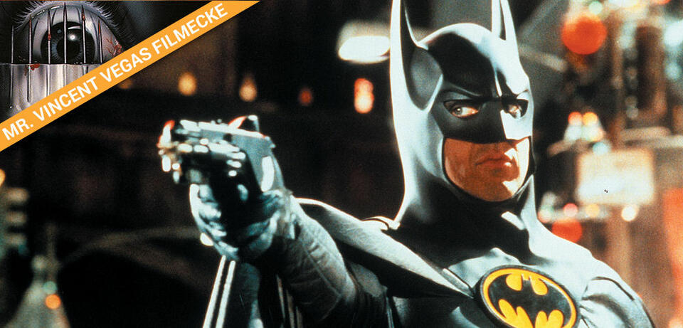 Michael Keaton in Batmans Rückkehr