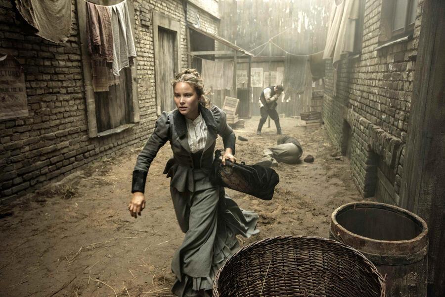 Jack The Ripper Eine Frau Jagt Einen Mörder Stream