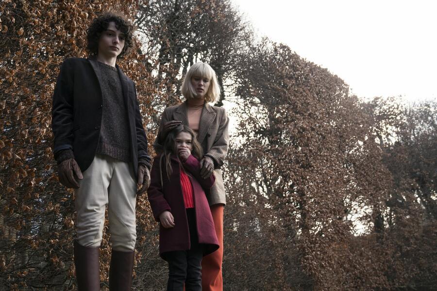 The Turning mit Mackenzie Davis, Finn Wolfhard und Brooklynn Prince