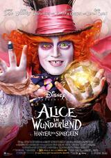 Alice im Wunderland: Hinter den Spiegeln - Poster
