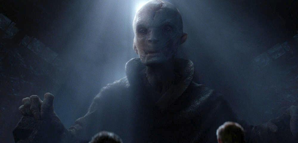 Star Wars 7 - Warum Supreme Leader Snoke nicht Darth Plagueis sein kann