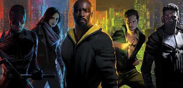Netflix' MCU-Helden