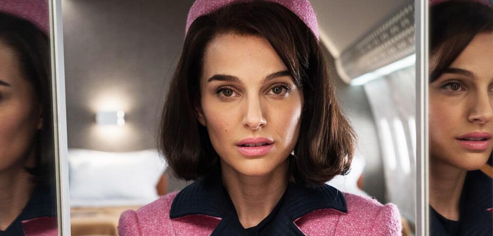 Natalie Portman als Jackie