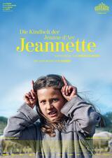 Jeannette - Die Kindheit der Jeanne d'Arc  - Poster