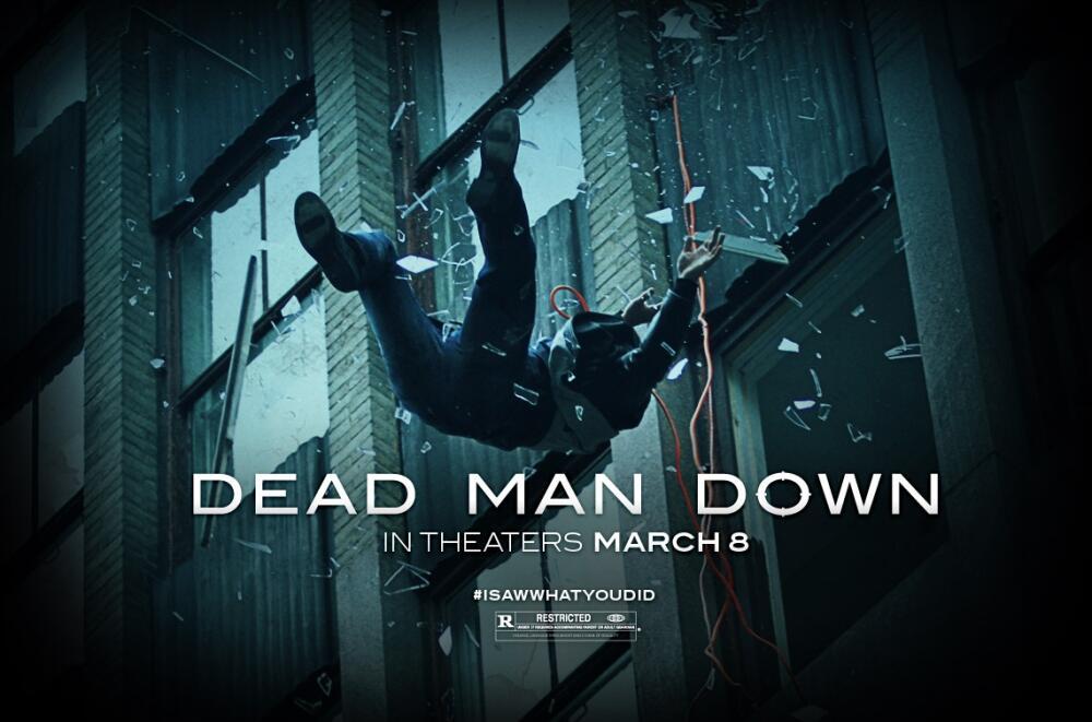 Dead Man Down Besetzung