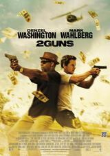 2 Guns - Poster