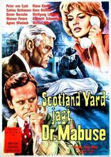 Scotland Yard jagt Dr. Mabuse - Poster