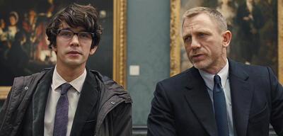 Ben Whishaw und Daniel Craig in Skyfall