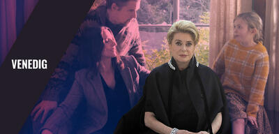 Catherine Deneuve in The Truth