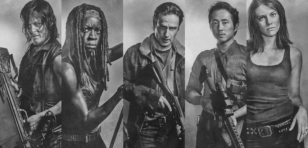 The Walking Dead Staffel 6 Online Anschauen
