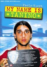 My Name Is Tanino - Poster