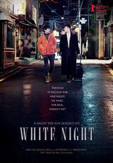 White Night - Poster