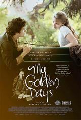 Meine goldenen Tage - Poster
