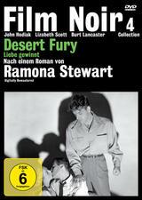 Desert Fury - Liebe gewinnt - Poster