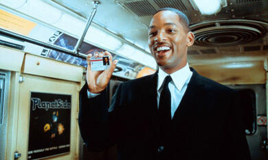 Men In Black 2 mit Will Smith - Bild 5