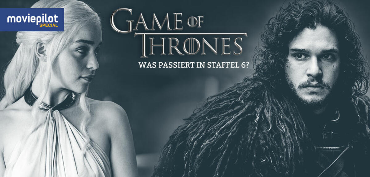 Start Game Of Thrones Staffel 6