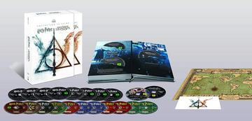 Harry Potter + Phantastische Tierwesen: Die Wizarding World 4K Box