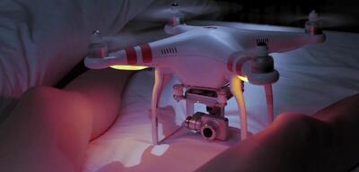 Die Killer-Drohne kennt keine Grenzen ...