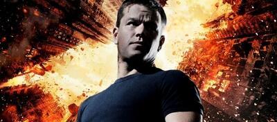 Matt Damon kehrt zurück: Die Bourne Finsternis