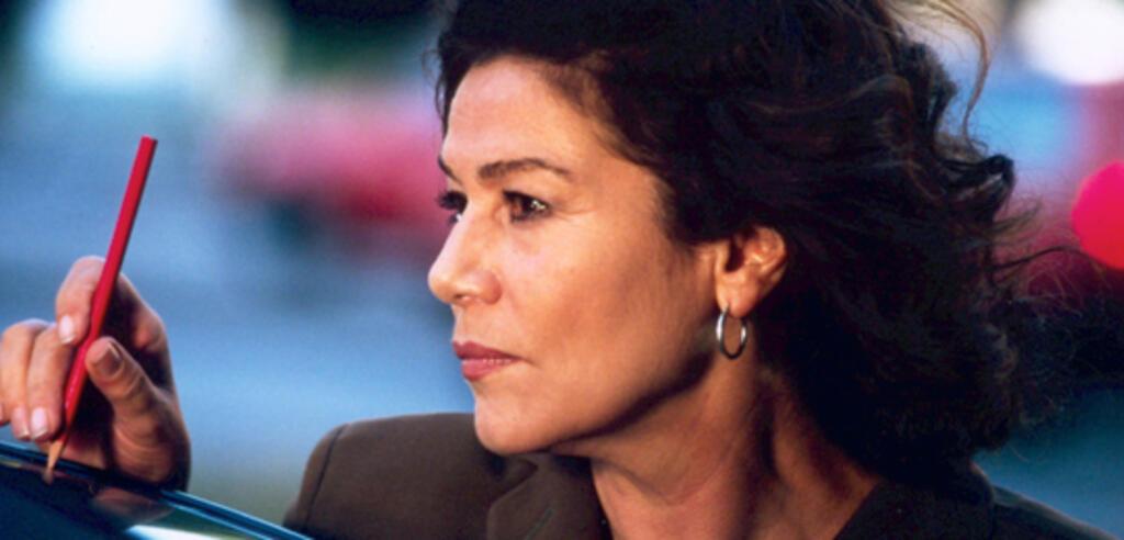 Hannelore Elsner als Kommissarin