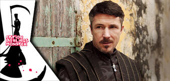 "Aiden Gillen als ""Littlefinger"" in GoT"