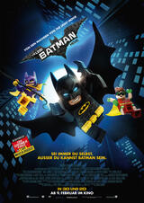 The Lego Batman Movie - Poster