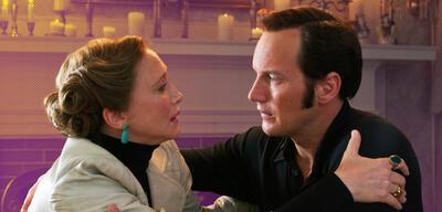 Ed und Lorraine Warren in Conjuring 2