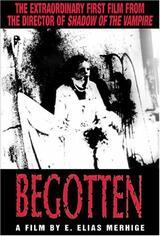 Begotten - Poster