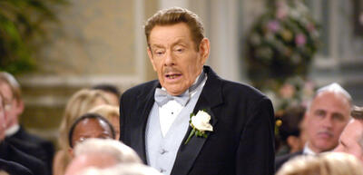 Arthur Spooner in King of Queens