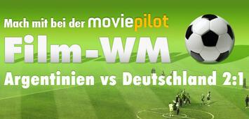 Bild zu:  Fußball-Film-WM Argentinien vs Deutschland