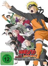 Naruto Shippuden 3: Die Erben des Willens des Feuers - Poster