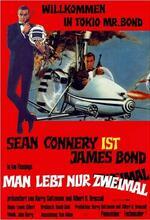 James Bond 007 - Man lebt nur zweimal Poster